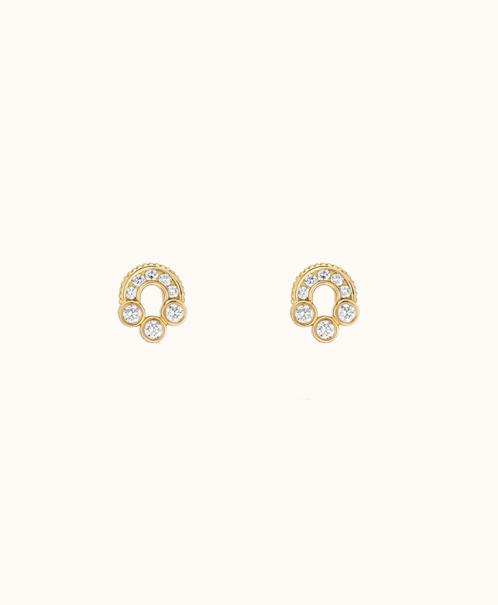 MAGNETIC DIAMONDS STUDS