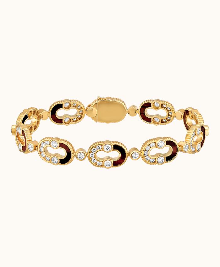 Bracelet Magnetic Enchainé