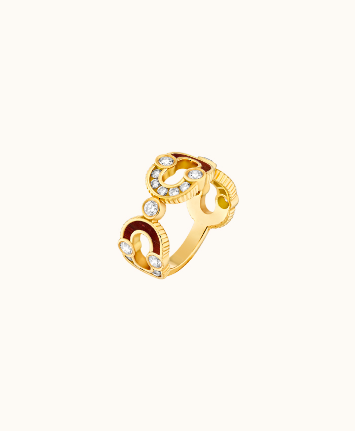 Enchainée Ring Semi