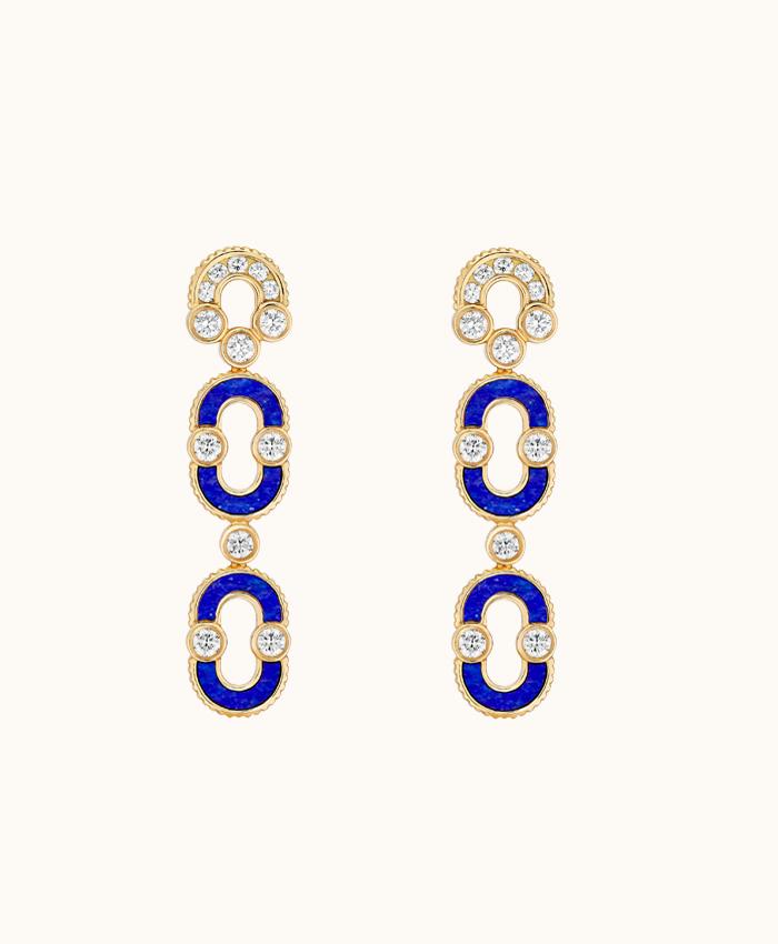 Boucles d'oreilles Magnetic Duo