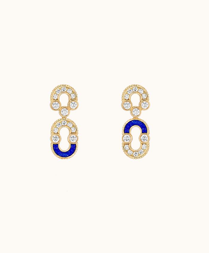 Boucles d'oreilles Magnetic Solo Semi